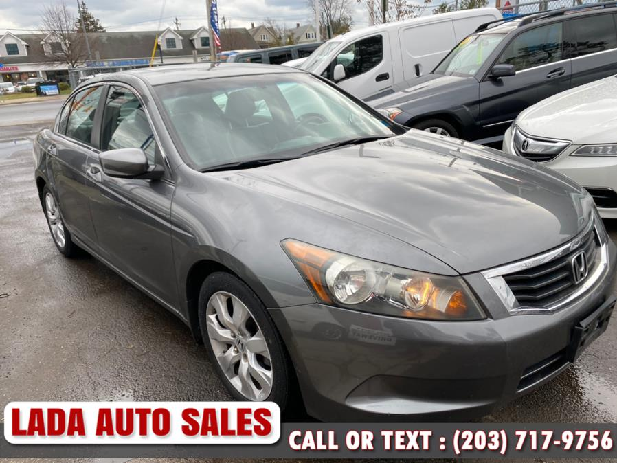 Used 2009 Honda Accord Sdn in Bridgeport, Connecticut | Lada Auto Sales. Bridgeport, Connecticut