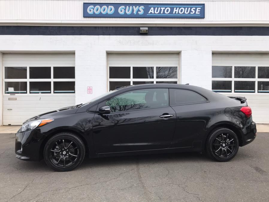 Used 2014 Kia Forte Koup in Southington, Connecticut | Good Guys Auto House. Southington, Connecticut