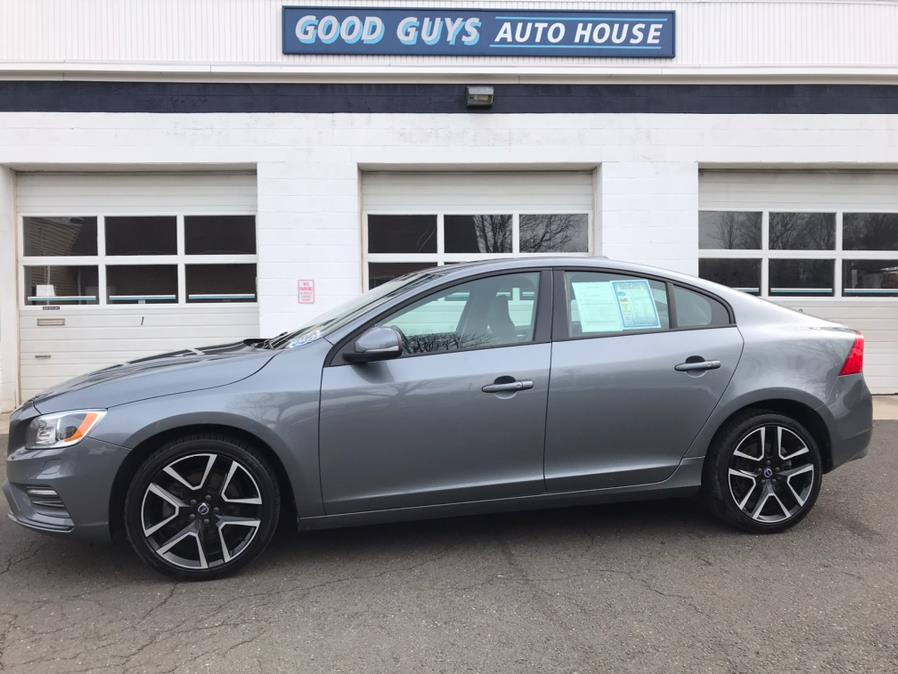 Used Volvo S60 T5 FWD Dynamic 2017 | Good Guys Auto House. Southington, Connecticut