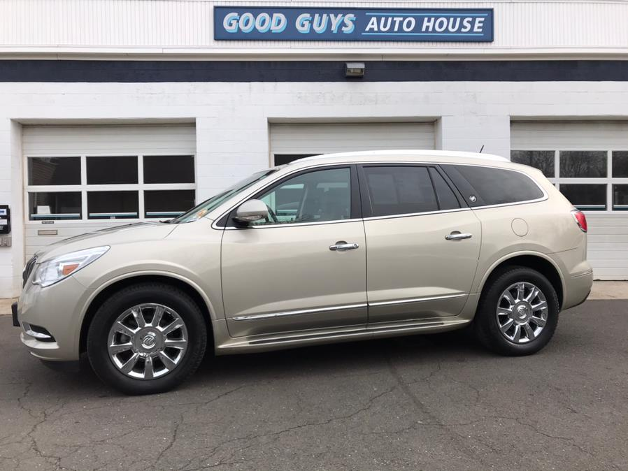 Used 2015 Buick Enclave in Southington, Connecticut | Good Guys Auto House. Southington, Connecticut