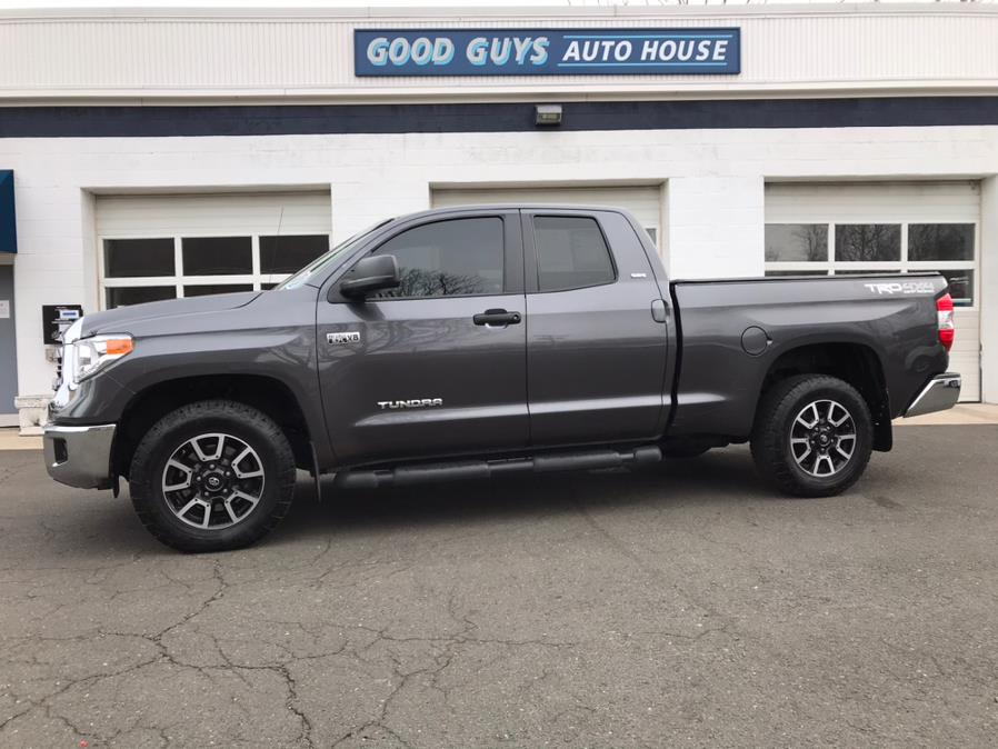 Used 2016 Toyota Tundra 4WD Truck in Southington, Connecticut | Good Guys Auto House. Southington, Connecticut