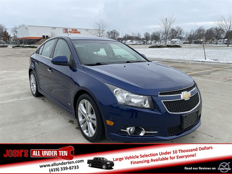 Used 2012 Chevrolet Cruze in Elida, Ohio | Josh's All Under Ten LLC. Elida, Ohio