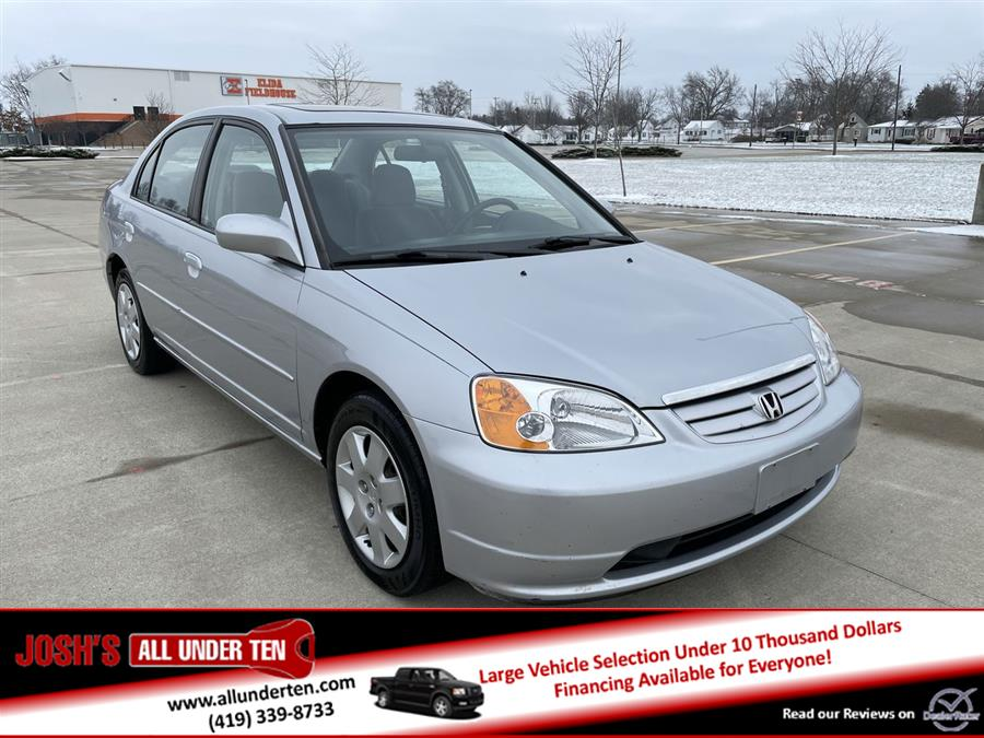 Used 2001 Honda Civic in Elida, Ohio | Josh's All Under Ten LLC. Elida, Ohio