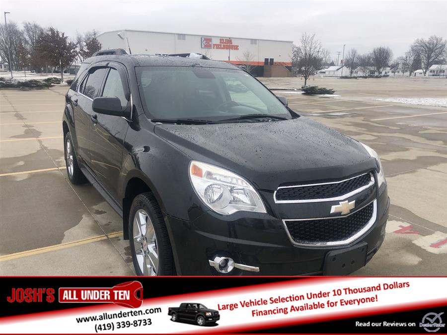 Used 2012 Chevrolet Equinox in Elida, Ohio | Josh's All Under Ten LLC. Elida, Ohio