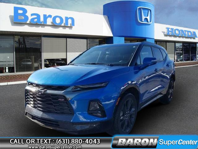 Used 2020 Chevrolet Blazer in Patchogue, New York | Baron Supercenter. Patchogue, New York