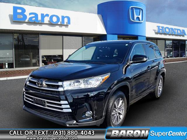 Used 2018 Toyota Highlander in Patchogue, New York | Baron Supercenter. Patchogue, New York