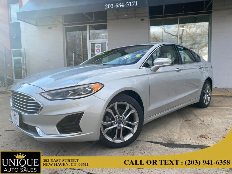 Used 2019 Ford Fusion in New Haven, Connecticut | Unique Auto Sales LLC. New Haven, Connecticut