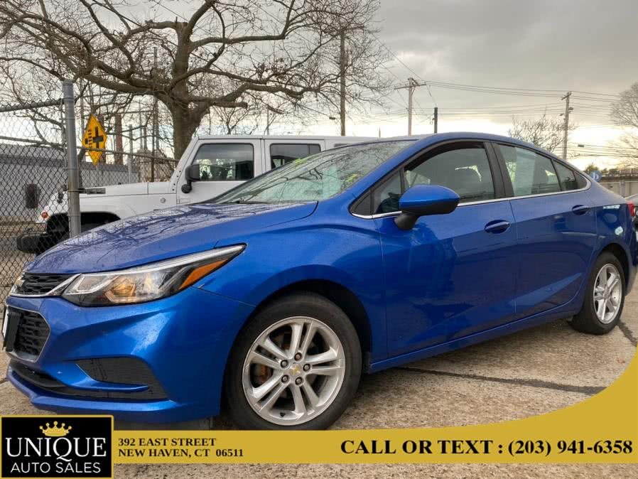 Used 2017 Chevrolet Cruze in New Haven, Connecticut | Unique Auto Sales LLC. New Haven, Connecticut