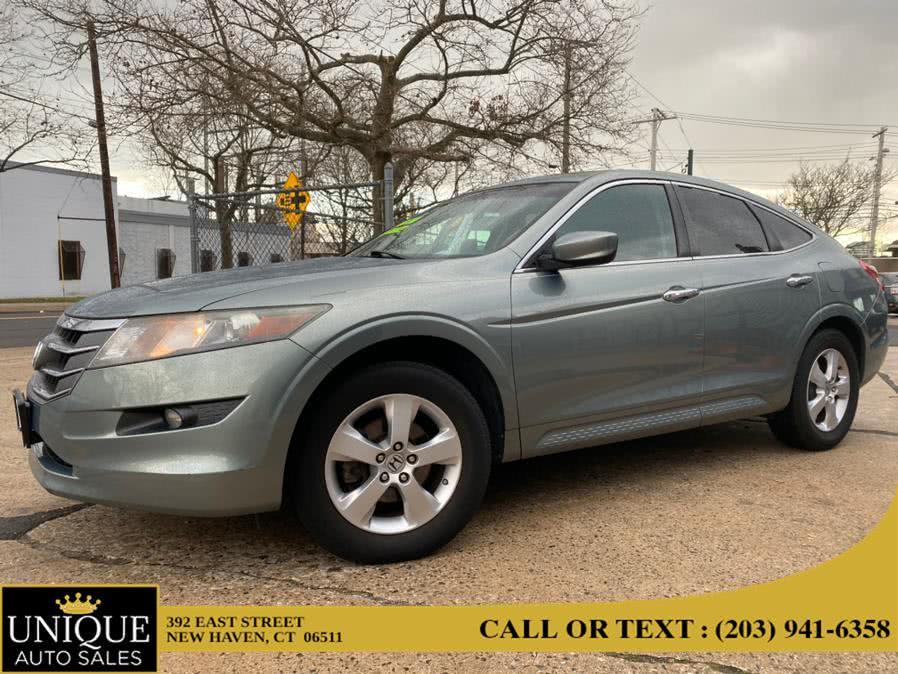 Used 2010 Honda Accord Crosstour in New Haven, Connecticut | Unique Auto Sales LLC. New Haven, Connecticut