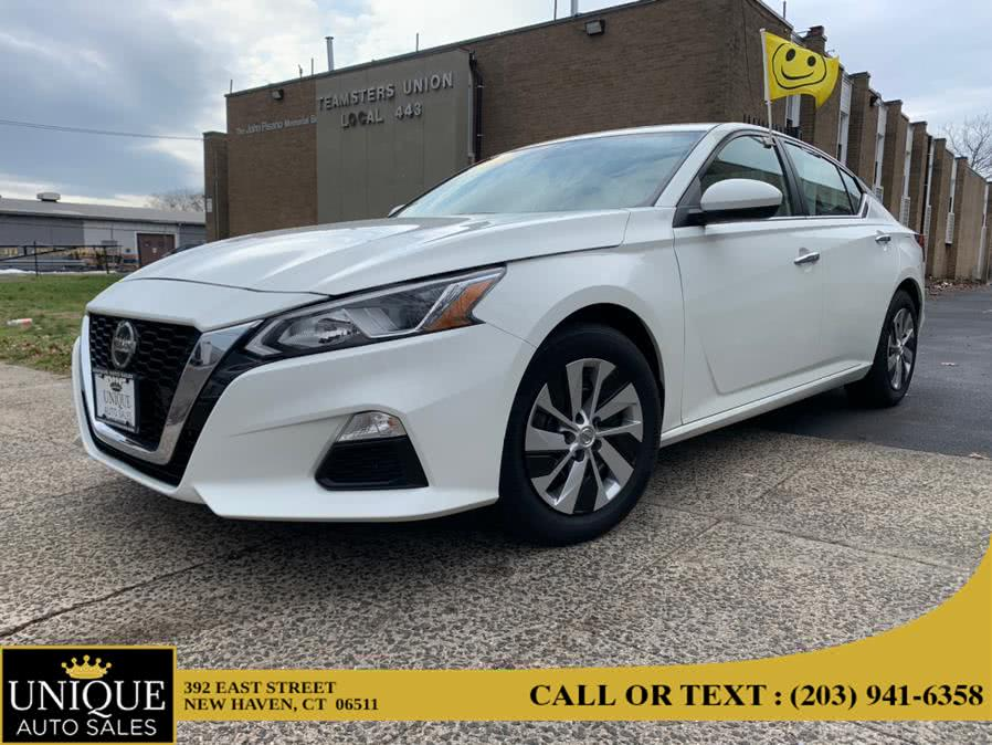 Used 2020 Nissan Altima in New Haven, Connecticut | Unique Auto Sales LLC. New Haven, Connecticut
