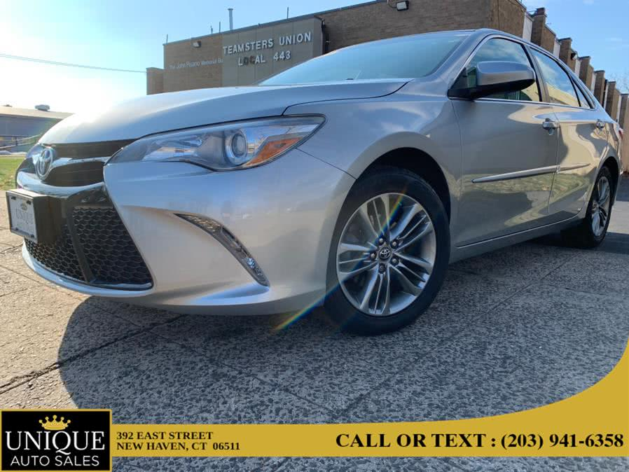 Used 2017 Toyota Camry in New Haven, Connecticut | Unique Auto Sales LLC. New Haven, Connecticut