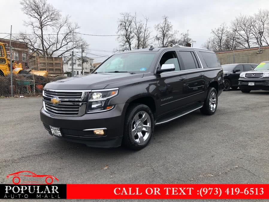 Used 2015 Chevrolet Suburban in Newark , New Jersey | Popular Auto Mall Inc . Newark , New Jersey
