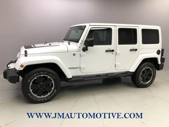 Used 2012 Jeep Wrangler Unlimited in Naugatuck, Connecticut | J&M Automotive Sls&Svc LLC. Naugatuck, Connecticut