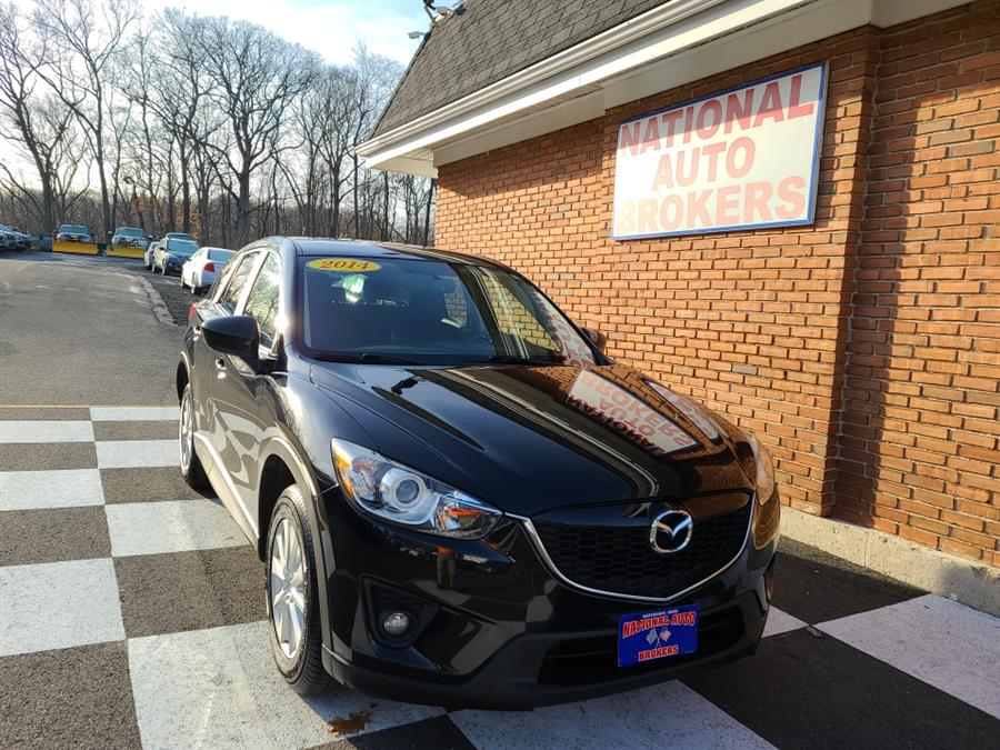 Used Mazda CX-5 FWD 4dr Auto Touring 2014 | National Auto Brokers, Inc.. Waterbury, Connecticut