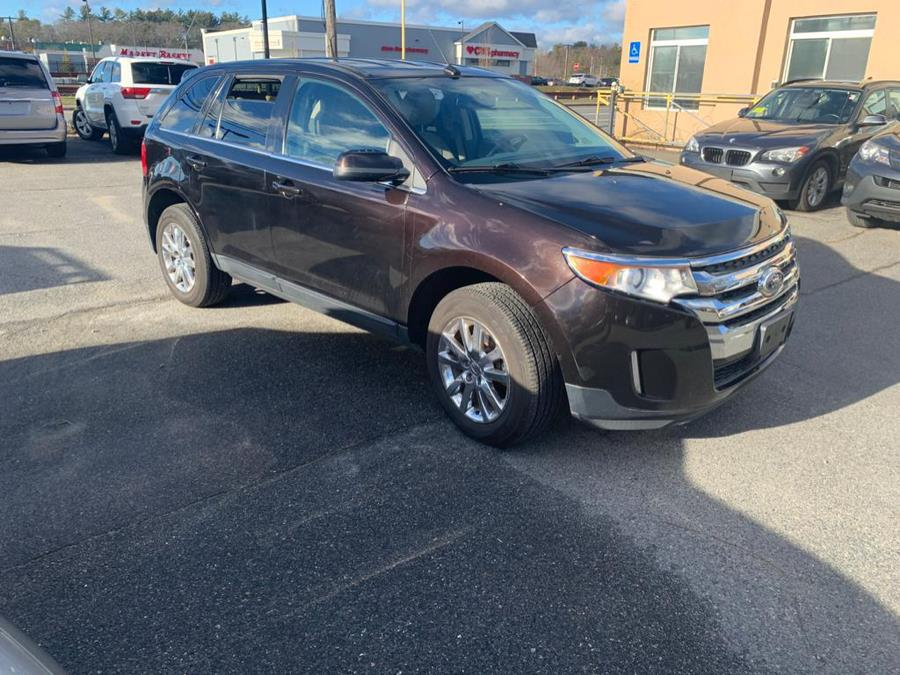 Used Ford Edge 4dr Limited AWD 2014 | J & A Auto Center. Raynham, Massachusetts