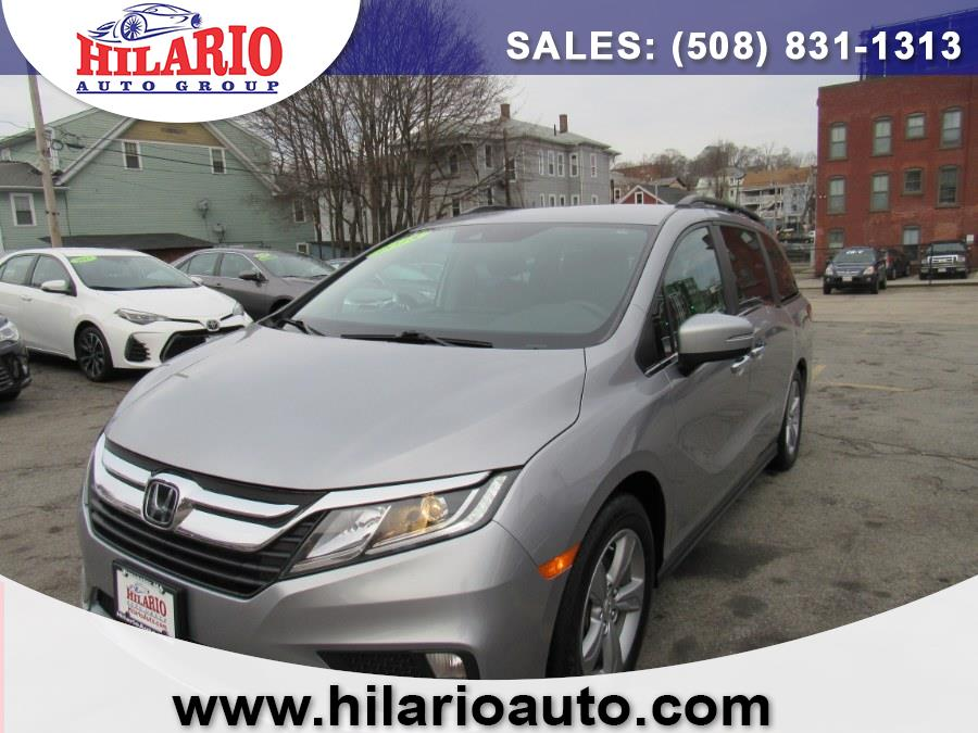 Used 2018 Honda Odyssey in Worcester, Massachusetts | Hilario's Auto Sales Inc.. Worcester, Massachusetts