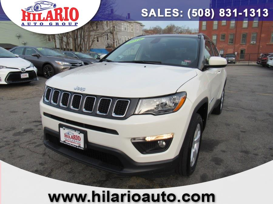 Used 2018 Jeep Compass in Worcester, Massachusetts | Hilario's Auto Sales Inc.. Worcester, Massachusetts
