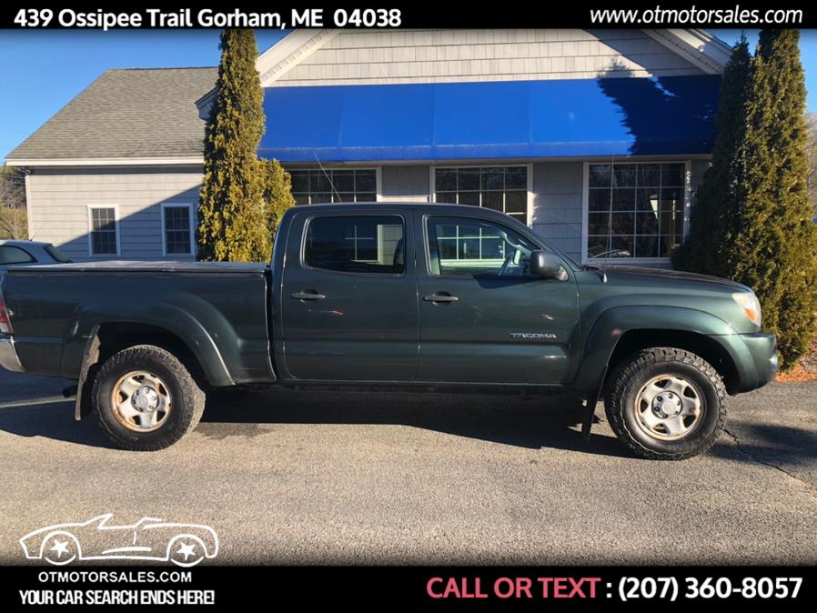Used 2009 Toyota Tacoma in Gorham, Maine | Ossipee Trail Motor Sales. Gorham, Maine