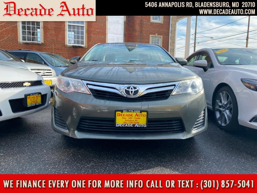 Used 2014 Toyota Camry in Bladensburg, Maryland | Decade Auto. Bladensburg, Maryland