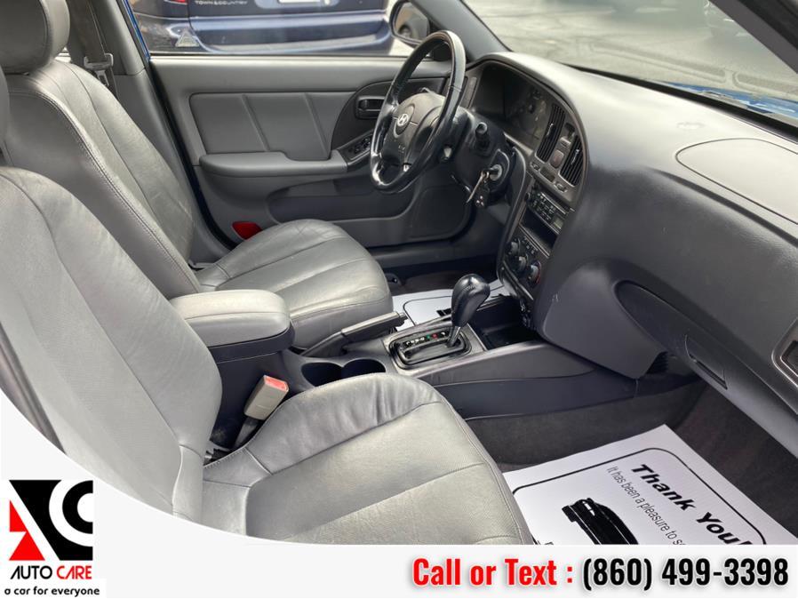 Used Hyundai Elantra 4dr Sdn GT Auto 2005 | Auto Care Motors. Vernon , Connecticut