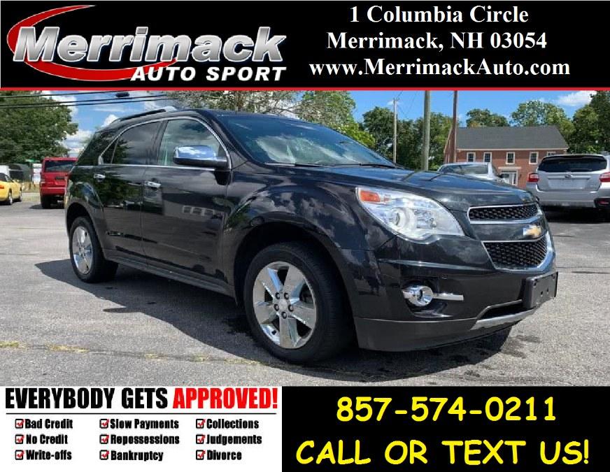 Used 2013 Chevrolet Equinox in Merrimack, New Hampshire | Merrimack Autosport. Merrimack, New Hampshire