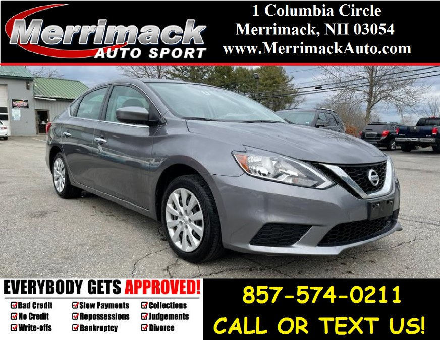Used 2018 Nissan Sentra in Merrimack, New Hampshire | Merrimack Autosport. Merrimack, New Hampshire