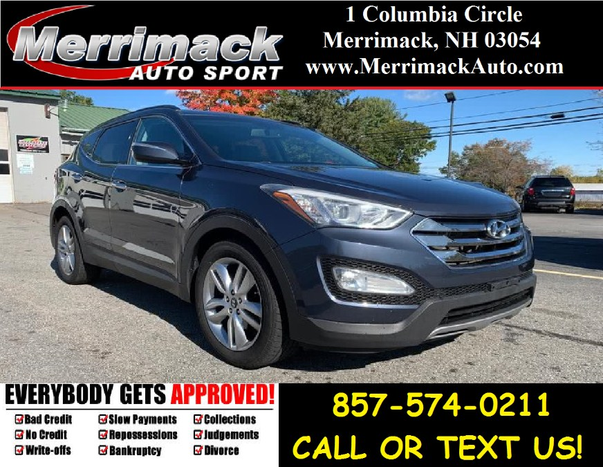 Used 2013 Hyundai Santa Fe Sport in Merrimack, New Hampshire | Merrimack Autosport. Merrimack, New Hampshire
