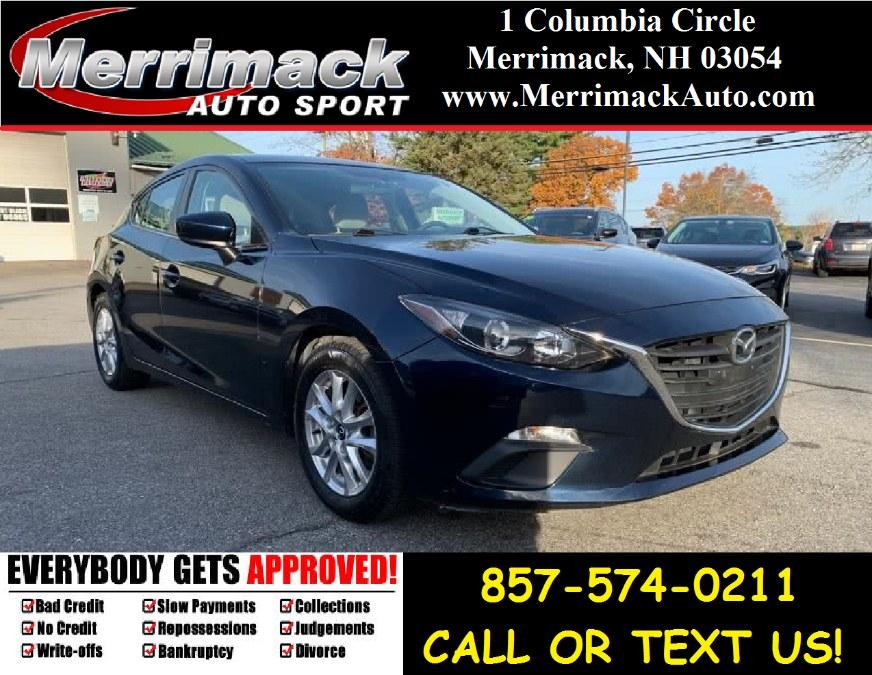 Used Mazda Mazda3 5dr HB Auto i Touring 2014 | Merrimack Autosport. Merrimack, New Hampshire