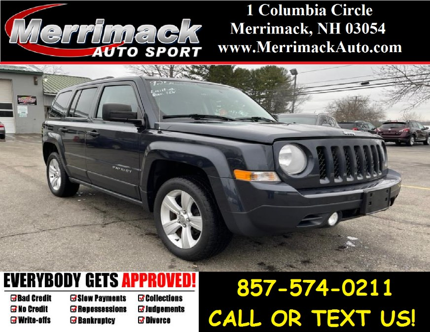 Used 2014 Jeep Patriot in Merrimack, New Hampshire | Merrimack Autosport. Merrimack, New Hampshire