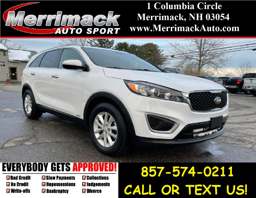 Used 2017 Kia Sorento in Merrimack, New Hampshire | Merrimack Autosport. Merrimack, New Hampshire