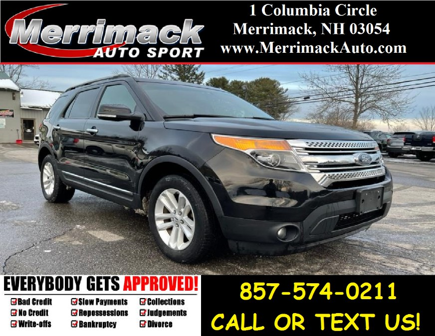Used 2012 Ford Explorer in Merrimack, New Hampshire | Merrimack Autosport. Merrimack, New Hampshire