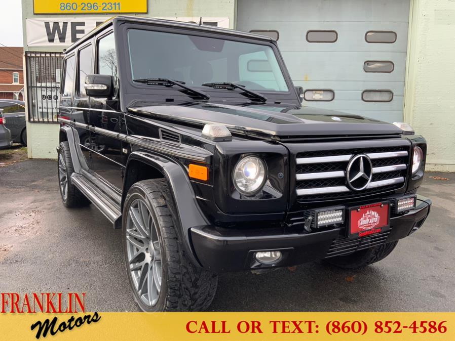 Used 2011 Mercedes-Benz G-Class in Hartford, Connecticut | Franklin Motors Auto Sales LLC. Hartford, Connecticut