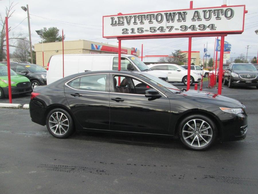 Used Acura TLX 4dr Sdn SH-AWD V6 Advance 2015 | Levittown Auto. Levittown, Pennsylvania