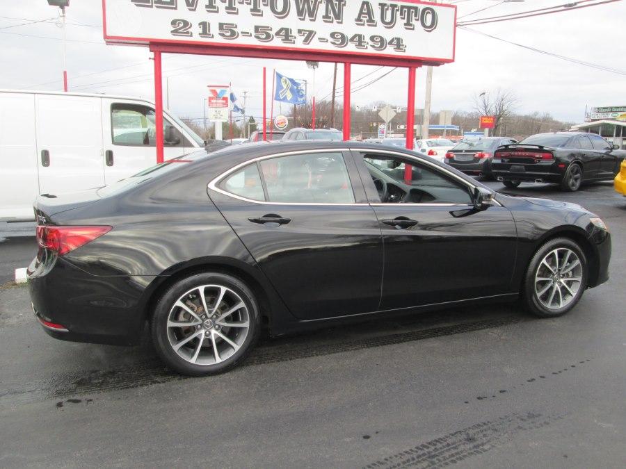 Used Acura TLX 4dr Sdn SH-AWD V6 Advance 2015   Levittown Auto. Levittown, Pennsylvania