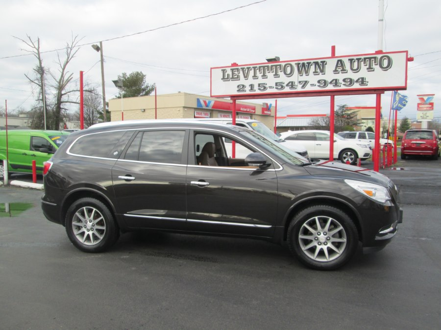 Used Buick Enclave AWD 4dr Leather 2014 | Levittown Auto. Levittown, Pennsylvania