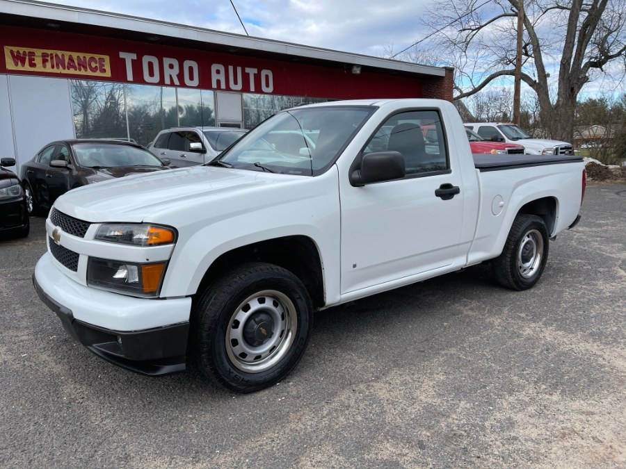 "Used Chevrolet Colorado 2WD Reg Cab 111.2"" LT w/1LT 2009 