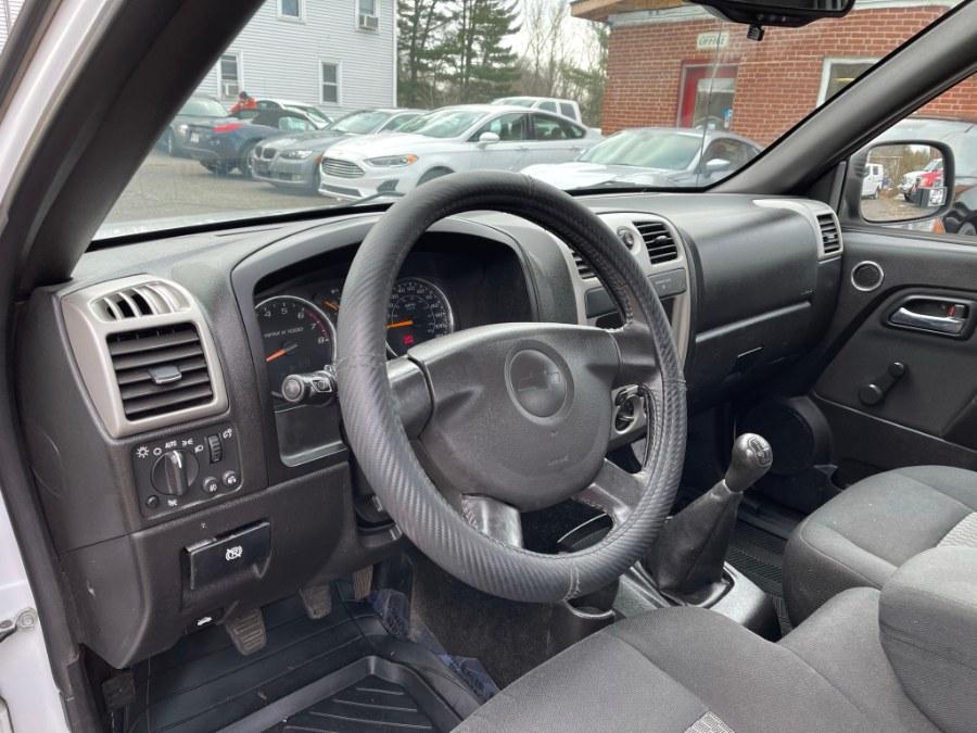 "Used Chevrolet Colorado 2WD Reg Cab 111.2"" LT w/1LT 2009 | Toro Auto. East Windsor, Connecticut"