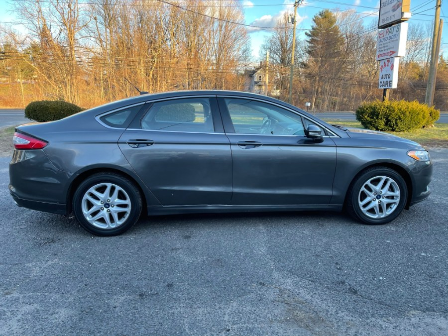 Used Ford Fusion 4dr Sdn SE FWD Leater & Sunroof 2015 | Toro Auto. East Windsor, Connecticut