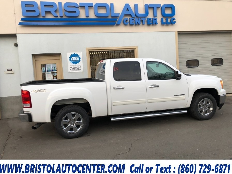 Used 2013 GMC Sierra 1500 in Bristol, Connecticut | Bristol Auto Center LLC. Bristol, Connecticut