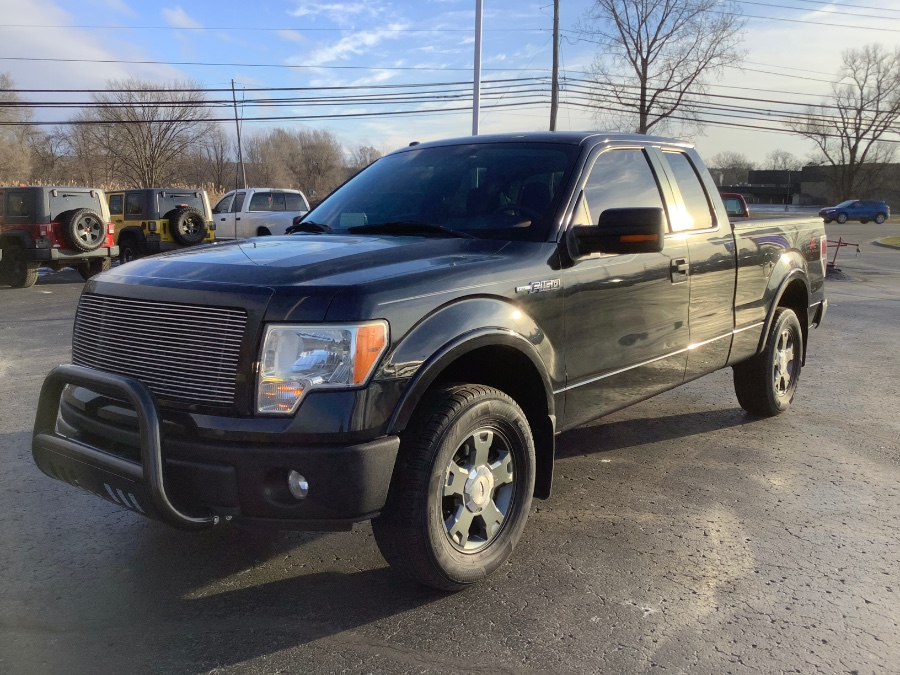 "Used Ford F-150 4WD SuperCab 145"" XLT 2010 