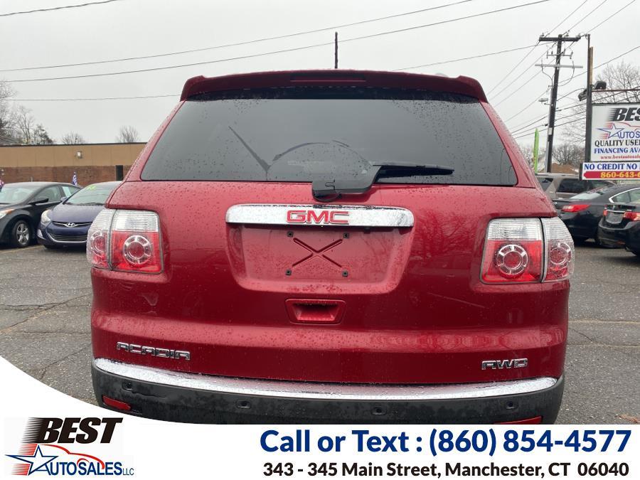 Used GMC Acadia AWD 4dr SLT1 2012 | Best Auto Sales LLC. Manchester, Connecticut