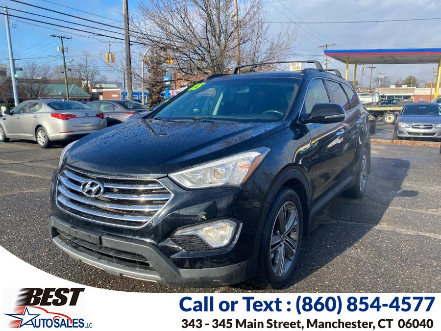 Used Hyundai Santa Fe AWD 4dr Limited 2015 | Best Auto Sales LLC. Manchester, Connecticut