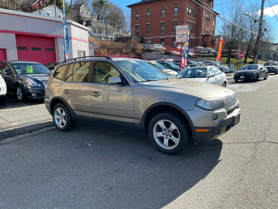 Used 2007 BMW X3 in Derby, Connecticut | Bridge Motors LLC. Derby, Connecticut