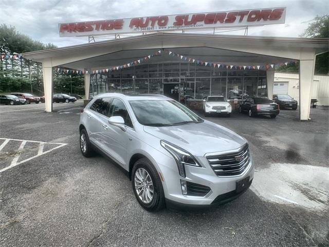 2017 Cadillac Xt5 Luxury, available for sale in New Britain, CT