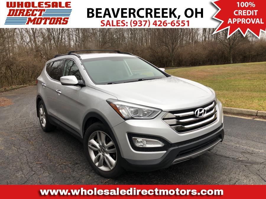 Used 2014 Hyundai Santa Fe Sport in Beavercreek, Ohio | Wholesale Direct Motors. Beavercreek, Ohio