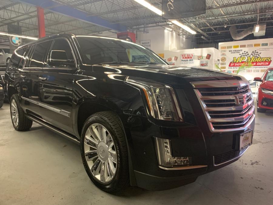 Used Cadillac Escalade ESV 4WD 4dr Platinum 2020 | MP Motors Inc. West Babylon , New York