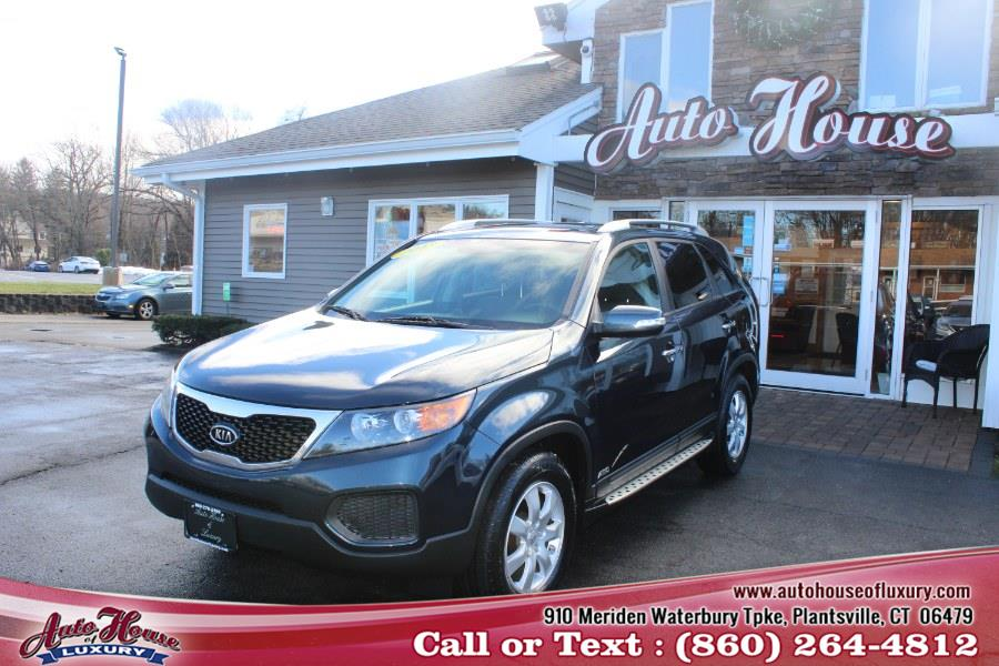 Used Kia Sorento AWD 4dr V6 LX 2013 | Auto House of Luxury. Plantsville, Connecticut