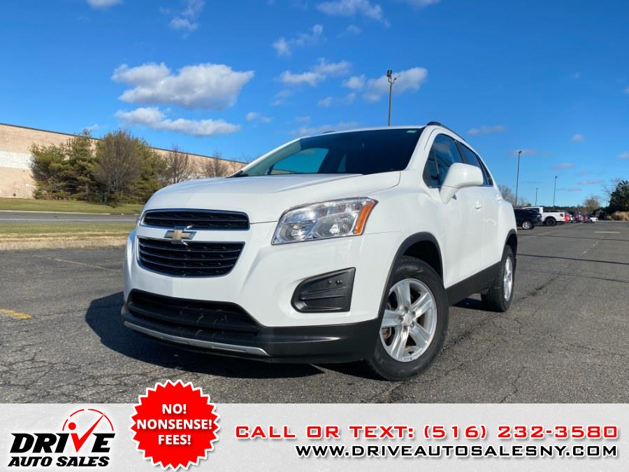 Used 2016 Chevrolet Trax in Bayshore, New York | Drive Auto Sales. Bayshore, New York