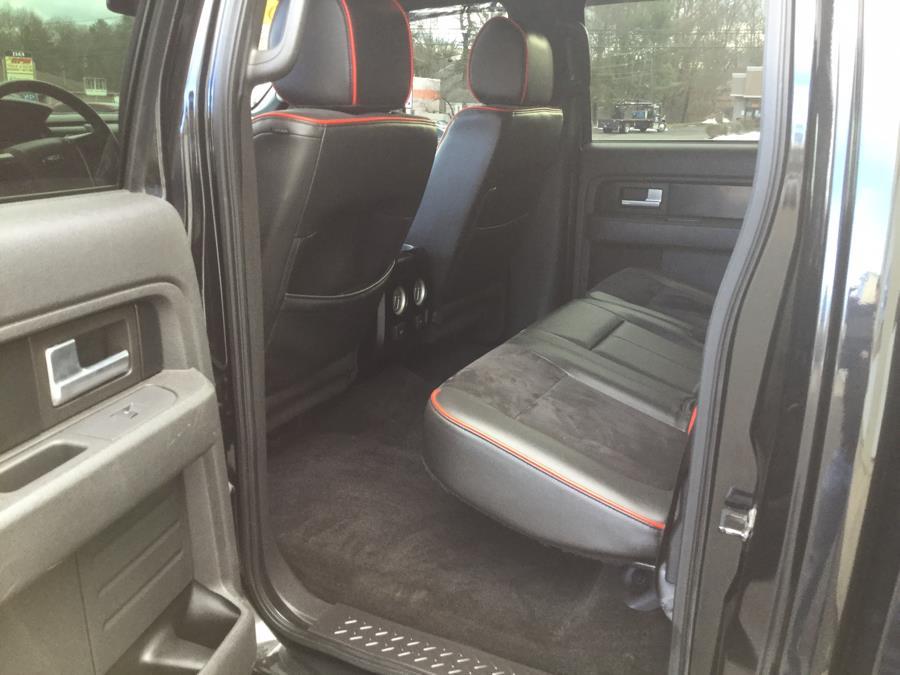 "Used Ford F-150 4WD SuperCrew 145"" FX4 2014   L&S Automotive LLC. Plantsville, Connecticut"
