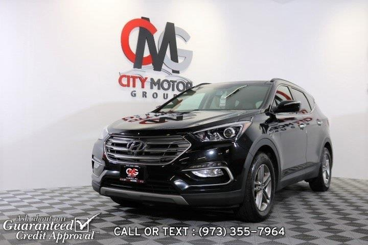 Used 2017 Hyundai Santa Fe Sport in Haskell, New Jersey | City Motor Group Inc.. Haskell, New Jersey